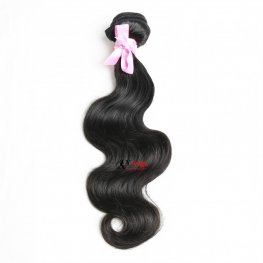 1 Bundle 7A Grade Peruvian Human Hair Body Wavy Weave WP041