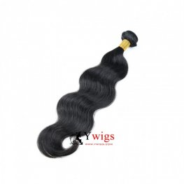 1 Bundle 8A Grade Brazilian Human Virgin Hair Body Wavy Weave WB041