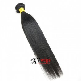 1 Bundle 8A Grade Brazilian Human Virgin Hair Straight Weave WB011