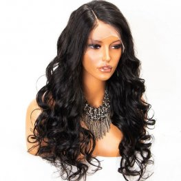 Glueless Preplucked Upgrade Brazilian Body Wave 13x6 Lace Front Wigs AFB65
